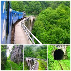 railway Oraviţa - Anina More reasons to visit Romania here: https://www.facebook.com/YouShouldVisitRomania