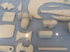 'Abrasive Objects' Damian Ortega , Fruitmarket Gallery Sept 2016 Damian Ortega, Objects, It Cast, Sugar, Cookies, Gallery, Desserts, Food, Crack Crackers