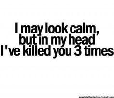 Haha sooooo many ppl that I feel this way about.