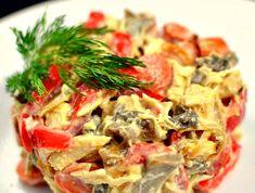 Салат «Любимый муж»: порадуйте супруга вкусненьким   Вкусно каждый день   Яндекс Дзен