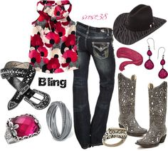 """Bling"" by srose38 on Polyvore"