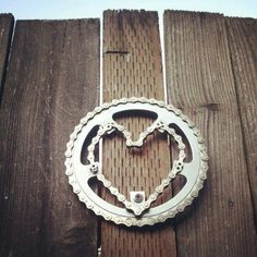 Bike Love - my mom would love something like this!