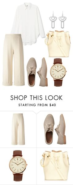 """""""drinking solo ep. 1 inspired outfit"""" by indirag on Polyvore featuring Delpozo, Gap, BKE, Sophie Hulme and kdrama"""
