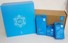 Упаковка для компании Yota