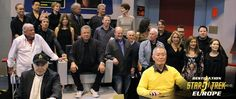 News - Destination Star Trek Europe, the world's largest Trek event, got off to a rousing start at the NEC in Birmingham, England. Thousands of fans, many dressed in fun, elaborate costumes, gathered from all over the map for the festivities, making day one a sold-out affair.