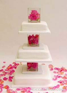 Torta per matrimonio Wedding cake   Ideas Fiore   Pinterest ...