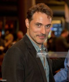 Actor Rufus Sewell attends the Amazon Original Series 'The Man In The High Castle' Emmy FYC Screening After Party at the DGA Theatre on May 23, 2016 in Los Angeles, California.