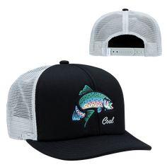 aa238126 Coal Headwear The Wilds Mens Caps, Rainbow Trout, Birthday Board,  Wilderness, Baseball