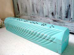 Aqua Mint Incense Burner Incense Coffin Incense by ScentInABox