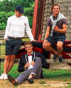 The Gents @jackwills (at Nantucket Island) - Zach Ryan