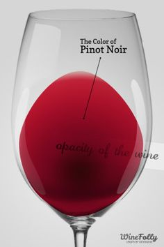 Pinot Noir is the most highly prized wine in the world. But why? It's not as rich or big as its noble cousins, in fact it's quite the opposite. Pinot Noir wines are pale in color, translucent and their flavors are very subtle. The grape itself is weak, suffering from a variety of diseases and its genetics make it highly susceptible to mutation. Despite the difficulty in growing the grape, prices for a bottle of Pinot Noir are generally more than a similar quality red wine.