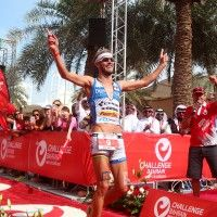 """""""With a half million dollars on the line in the professional field, the men and women were chomping at the bit to put everything on the line in what was, for most, the final race of the season..."""" Read more at http://triathlon.competitor.com/2014/12/news/michael-raelert-helle-frederiksen-win-challenge-bahrain_110391#VFMHcUy1XHCFyLRT.99"""