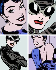 Darwyn Cooke's Catwoman