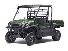 New 2016 Kawasaki Mule Pro-FX EPS LE ATVs For Sale in Michigan.