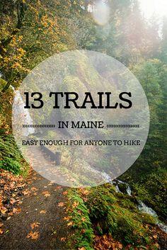 maine, new england, travel, usa, vacation ideas, travel ideas, travel inspiration, bucketlist, hiking, camping, outdoors, nature