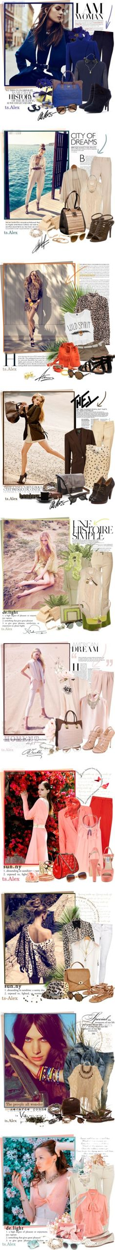 """Boticca - unique jewelry, bags & accessories"" by ts-alex ❤ liked on Polyvore"