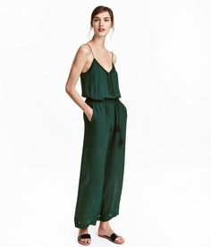 H&M * Embroidered Jumpsuit * $49.99