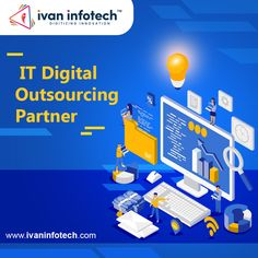 Need a trusted IT Digital outsourcing partner to help you grow your business? Ivan InfoTech has years of experience helping businesses by offering business and IT outsourcing services. Innovation, Digital Strategy, Growing Your Business, Software Development, Partner