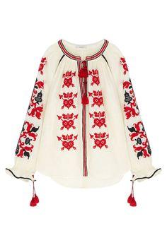 Льняная блузка Vita Kin (фото)