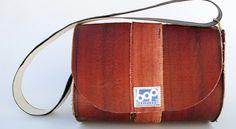 BOP: bolsos con materiales reciclados