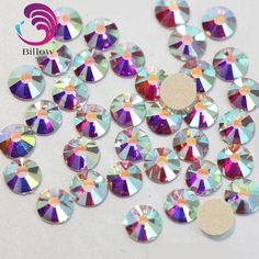 Sequin String 6mm Diamond Transparent AB Rainbow White x By The Meter Braid Trim