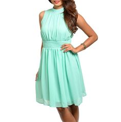 SWEET MINT JULEP DRESS  ♥ EmbelleBoutique