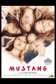 Mustang. Mooi gespeeld door de vijf meisjes. Afwisselend,  met humor, maar ook beklemmend.