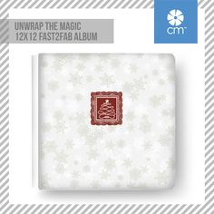The Unwrap the Magic 12x12 Fast2Fab™ album features pages already beautifully printed and pre-assembled, just waiting for your photos and stories. Page protectors also included. #CreativeMemories http://www.creativememories.com/ahni-and-zoe/fast2fab/fast2fab-albums.html