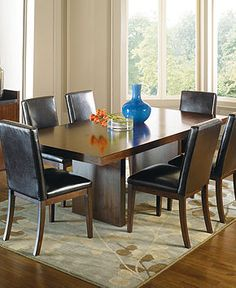 Dining Room Furniture Furniture Collection And Rooms Furniture On Pinterest