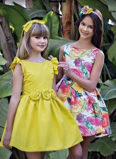 Trendy Sewing Projects For Teens Dresses Little Girls Ideas Girls Frock Design, Kids Frocks Design, African Dresses For Kids, Dresses For Teens, Cute Girl Dresses, Little Girl Dresses, Baby Girl Dress Patterns, Baby Dress, Little Girl Fashion