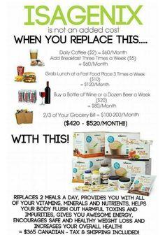 Health has no price!