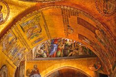 In Photos: 6 Places to See the Best Byzantine Mosaics in Italy