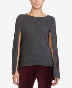 Lauren Ralph Lauren Crest Sweater - Dark Heather XXL