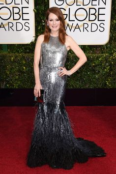 Julianne Moore | Golden Globes 2015