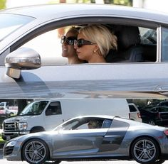 Audi | Celebrity Cars Blog - Lady Gaga and her R8