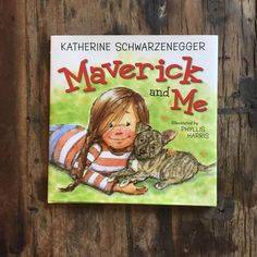 Grab your library cards or get to your local bookstore, because we just discovered a great new book. Maverick and Me tells the story of an abandoned puppy who's ...