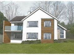 Back to Front Exterior Design - Gallery