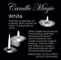 :: P a g a n Magick :: Crone Cronicles: Candle Magick ~Colors~