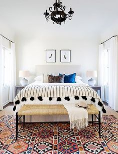 Pinterest: chandlerjocleve  Instagram: chandlercleveland Eclectic Bedrooms, Funky Bedroom, Bright Bedroom Ideas, Diy Bedroom Decor, Bedroom Decor For Women, Bedroom Inspo, Rustic Bedroom Furniture, Diy Home Decor Bedroom, Feminine Bedroom