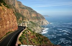 Chapmans Peak Road, Cape Town