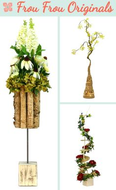 Berkenrond is a rustic design with a base of distressed wood, steel rods and folded birch filled with hydrangea, coneflowers, mini ranunculus and italian lilac.