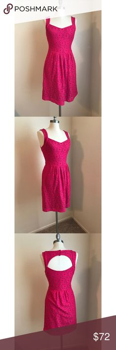 ❤️Anthropologie Deletta Dress❤️ Excellent condition. Size xsmall. No rips, stains or tears. Open back, with pockets. Anthropologie Dresses Midi