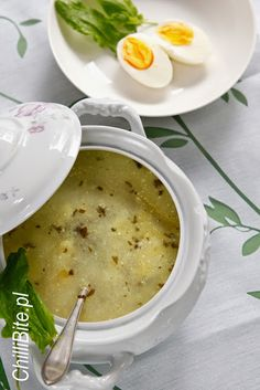 ChilliBite.pl - motywuje do gotowania!: Najlepsza zupa szczawiowa