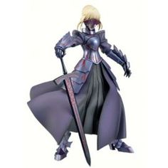 Fate Stay Night - Figurine Saber Alter