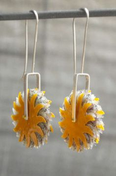 Theodora Pantazopoulou -- earrings