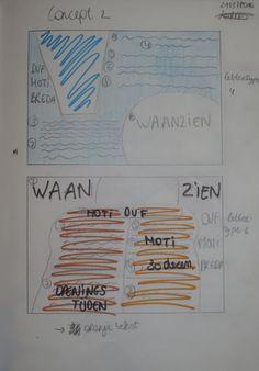 Concept 2: Schetsen