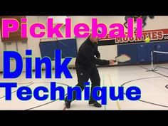 Pickleball Dink Technique – with Mark Renneson | Pickleball Daily