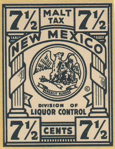 new mexico tobacco stamp
