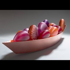Pismo Fine Art Glass - Bronze Age Memories, 2011 - Baldwin/Guggisberg