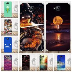 146c9d44f5628 For Huawei Y6 Pro Soft TPU Phone Case For Huawei Honor 4C Pro   Enjoy 5  Y6  Pro 5.0″ Back Cover For Huawei Honor 4C pro Cases